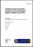 Hazard and Risk Analysis, 2007
