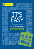 It's Easy: Get prepared for an emergency: Prepared Business